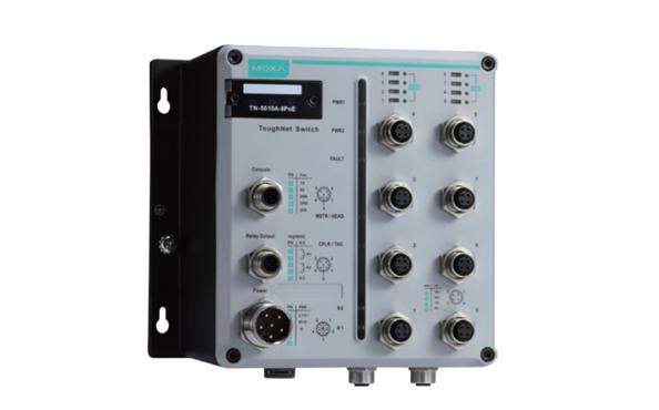 TN 5510A 8PoE Series